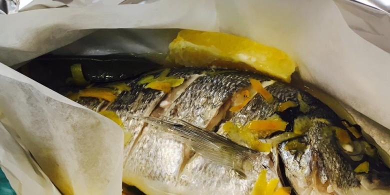 Fresh mediterrean fish